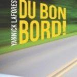 Page couverture du livre Du Bon Bord!