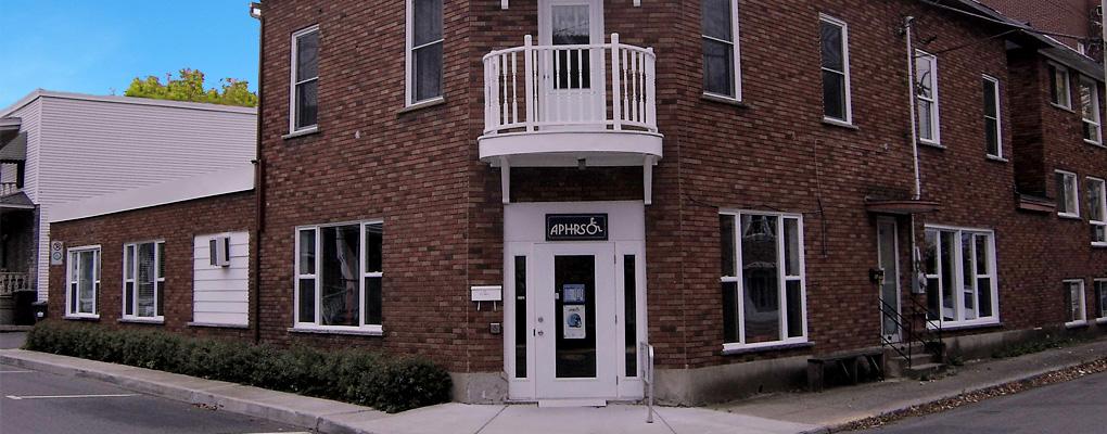 immeuble appartenant à APHRSO