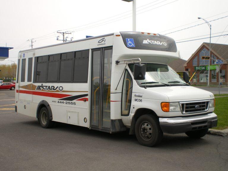 Exo-Couronne Sud: Mise en œuvre de la refonte tarifaire en transport